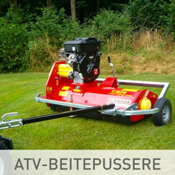 ATV Beitepusser billig og profesjonell